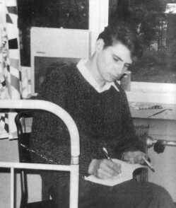 Dennis Nilsen in army