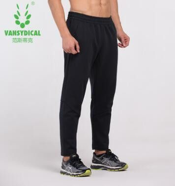 Anyfashion Men Pants Running Sports Jogger Jogging Basketball Gym Run Pants Exercise Fitness Long Trousers 100% cotton