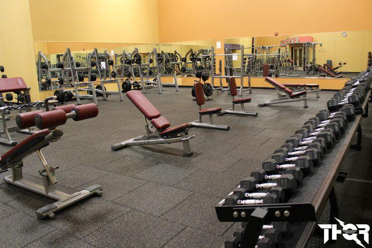 Flooring For Gyms In 2021 Wellness Design Floor Installation Flooring