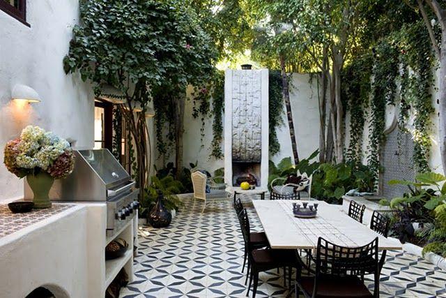 Quadrat - Mosaicos Calcáreos - Un par de lindos patios