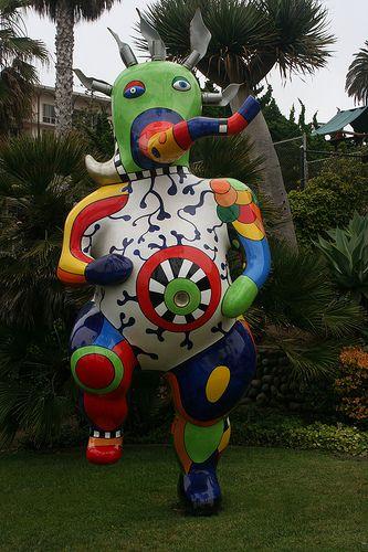 Ganesh 01 - Niki de St. Phalle