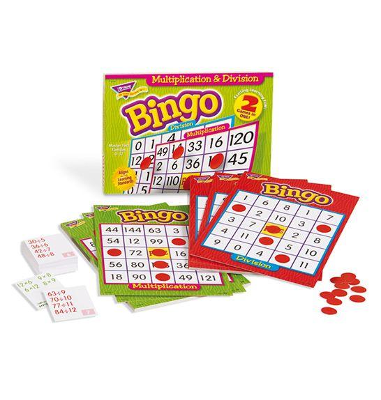 Bingo Multiplicacion Y Division -> http://www.masterwise.cl/productos/24-matematicas/1934-bingo-multiplicacion-y-division