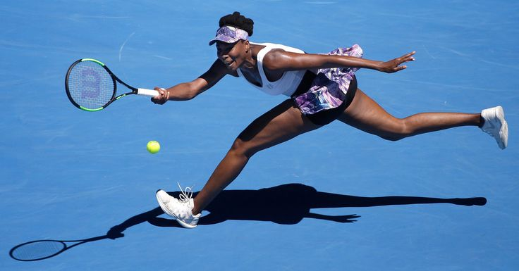 Venus Williams, in Classic Form, Eases Into Australian Open Quarterfinals