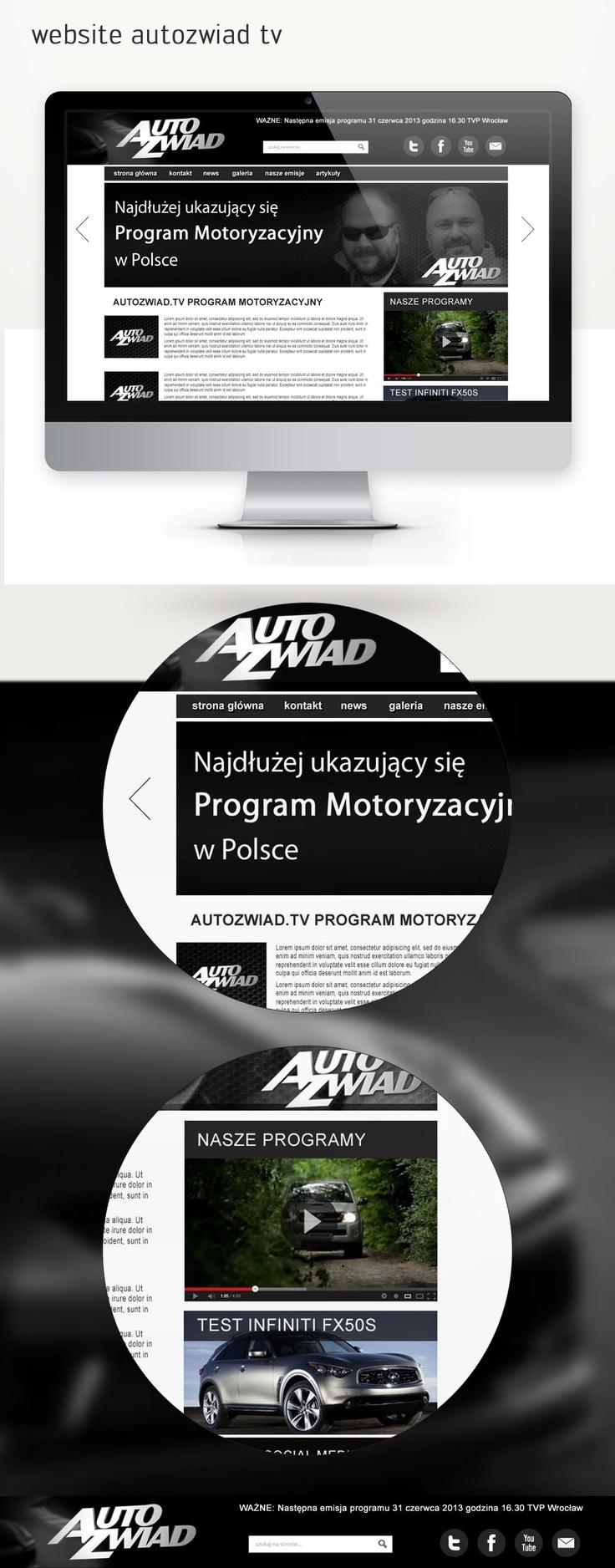 Website AutoZwiad.tv