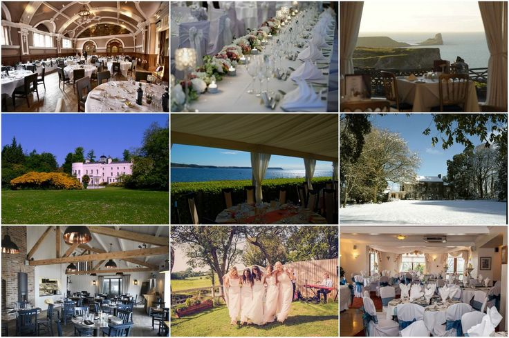 17 Wedding Venues In Swansea And Gower That Are Gorgeous Charming Totally Dreamy