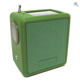 Hi Gear Wind Up / Solar Power Radio | GO Outdoors