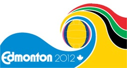 Men's Water Polo Olympic Games Qualification Tournament in Edmonton  April 1-8, 2012