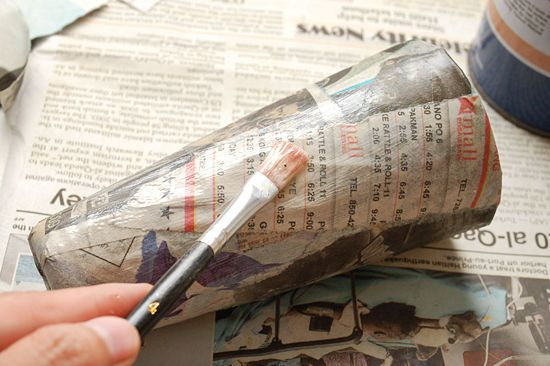 Grandma's idea for a project =DECOUPAGE :) How to Decoupage: 12 steps (with pictures) - wikiHow