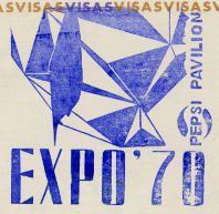 EXPO '70 来場記念スタンプ-国内(2)