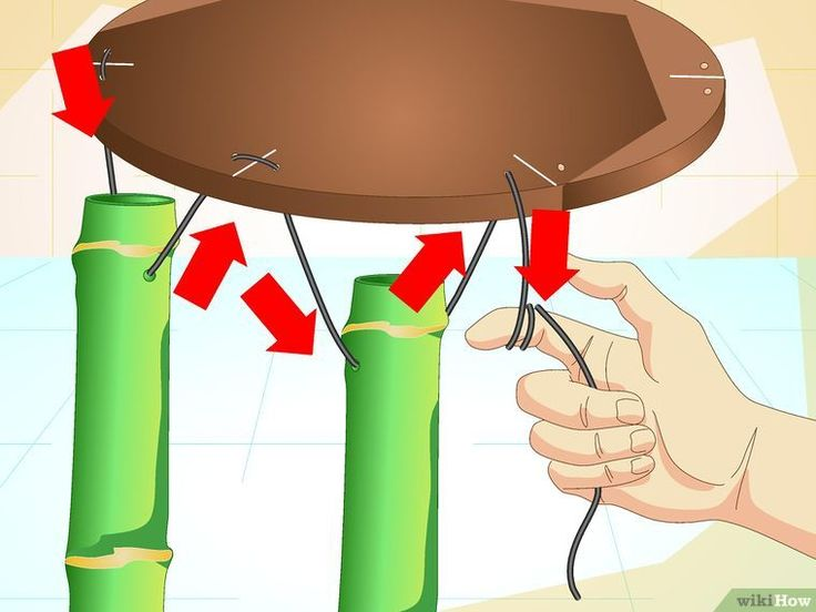 How to Make a Bamboo Wind Chime (with Pictures) - wikiHow