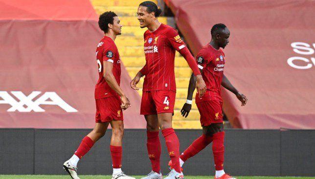 اخر اخبار ليفربول ومحمد صلاح