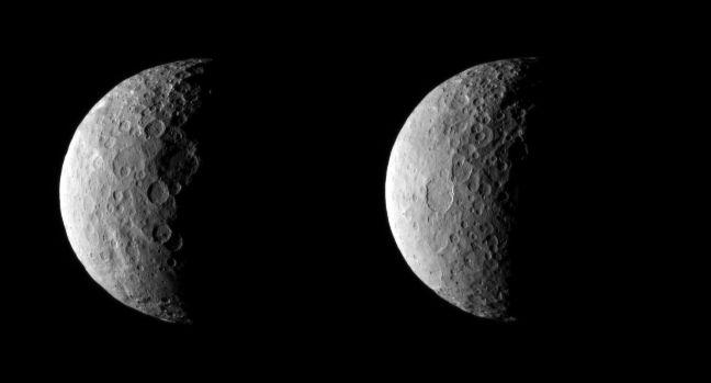 Sonda da NASA chegou ao planeta anão Ceres - ZAP