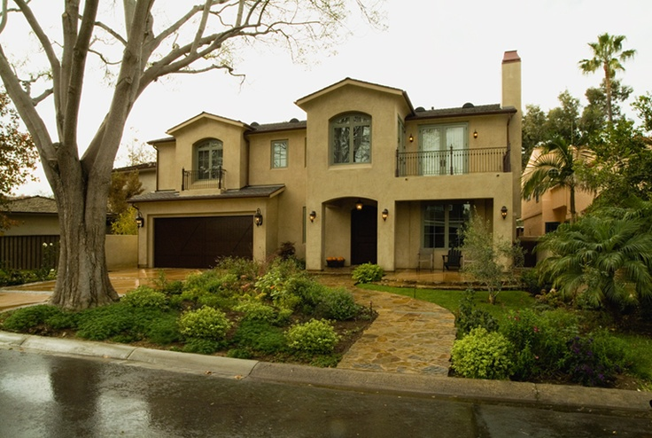 17 Best Images About Curb Appeal On Pinterest Stucco Exterior Mediterranean Style Homes And