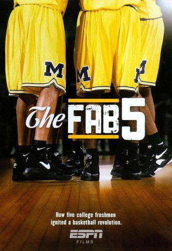 Espn Films 30 for 30: The Fab Five [DVD] [2011]
