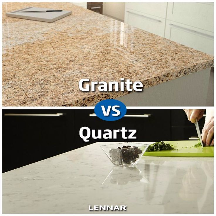 Granite Vs Quartz: Is One Really Better Than The Other