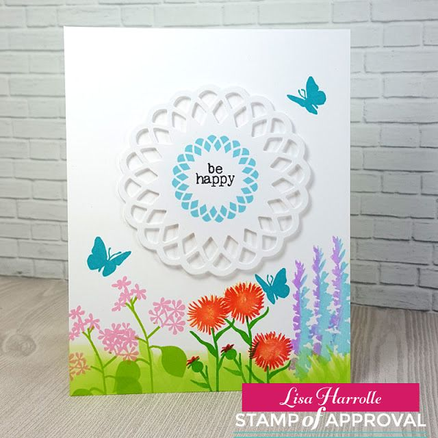 Embellish My World: Stamp of Approval Naturally Inspired Blog Hop!