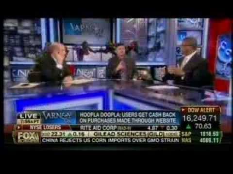 Stuart Varney talks cash back shopping with Hoopla Doopla Cofounder and CEO Frank DeBlasi on Varney and Co. Hoopla Doopla is a leading cash back shopping website.