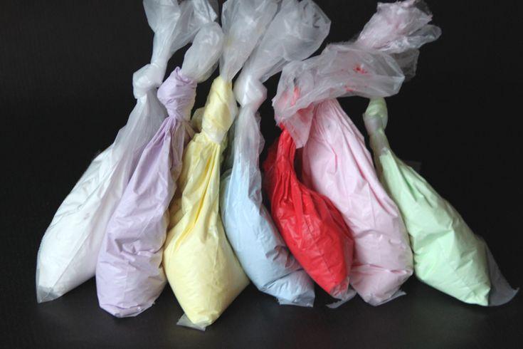 Ett färgglatt pepparkaksbak | Kristyr-recept med färg