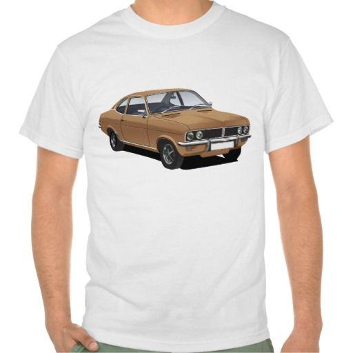 Vauxhall Firenza brown  #vauxhall #vauxhallfirenza #firenza #uk #england #70s #automobile #vintage #car #bil #auto #thirt #tshirts #classic