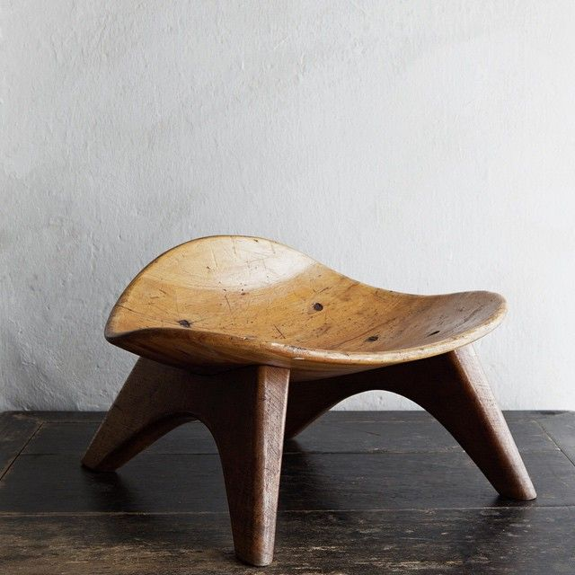 @SoudaBrooklyn / Studioolivergustav: We Love This Small Stool  #studioolivergustav Posted By SoudaSouda Follow