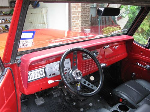 1967 Jeepster Commando Photo Submitted By Leland Larson