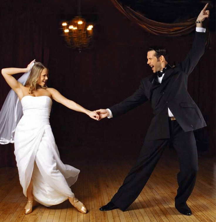 Alternative Wedding Songs: Bridal Dance Lessons
