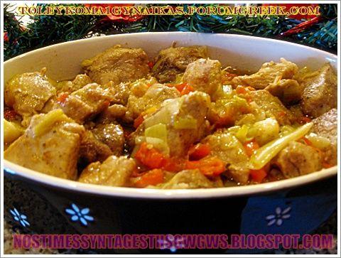 ΧΟΙΡΙΝΗ ΠΡΑΣΟΤΗΓΑΝΙΑ ΕΥΚΟΛΗ ΓΡΗΓΟΡΗ ΚΑΙ ΠΕΝΤΑΝΟΣΤΙΜΗ!!! | Νόστιμες Συνταγές της Γωγώς