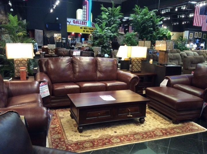 One Of The Best Leather Living Room Sets Money Can Buy And Its Made In Texas