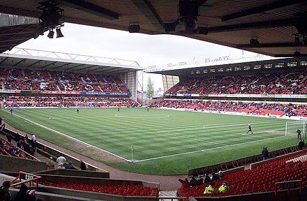 City Ground, Nottingham Forest