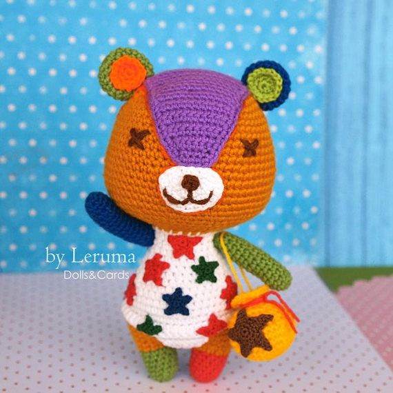 Made To Order Stitches Animal Crossing Plush Stitches Animal