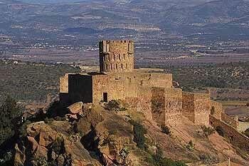Castillo de Vilafames (Vilafames, Castellón)