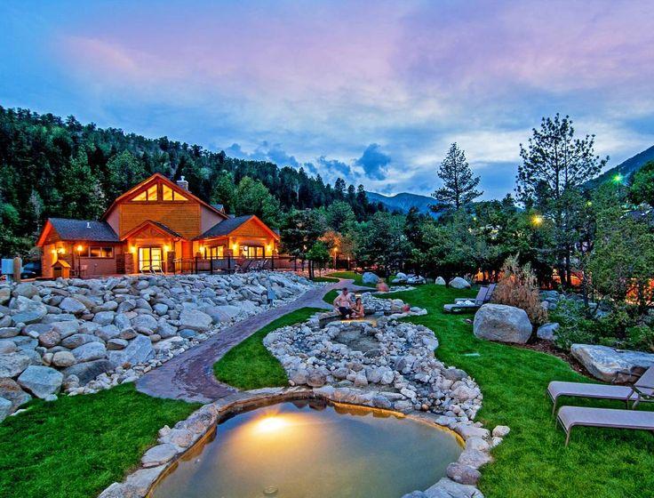The Crystal Mill Colorado Usa