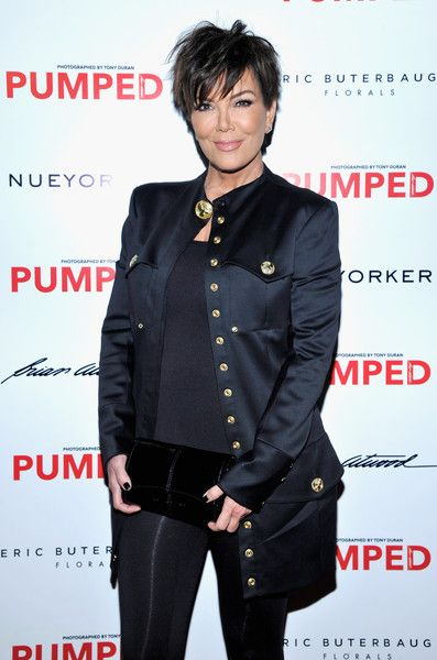 Kris Jenner Photos: Melissa McCarthy and Eric Buterbaugh Host Brian Atwood's Celebration of PUMPED