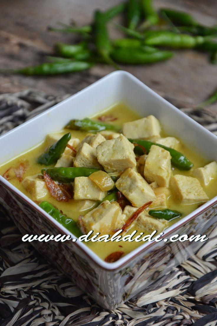 Diah Didi's Kitchen: Acar Tahu Khas Rembang