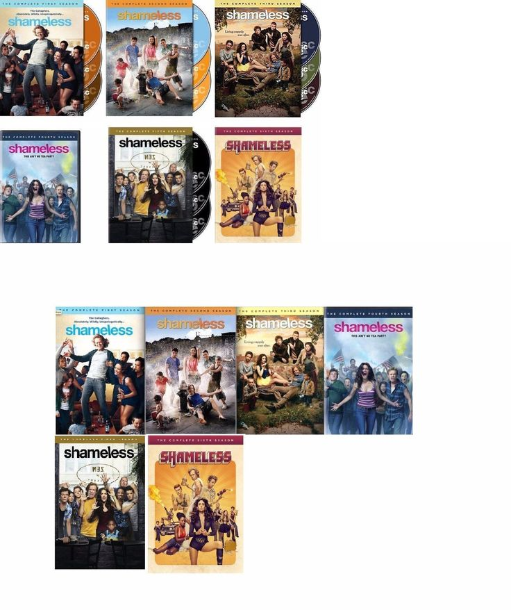 cds dvds vhs: Brand New Shameless Season 1-6 Complete Series Seasons 1 2 3 4 5 6 Dvd Bundle -> BUY IT NOW ONLY: $34.5 on eBay!