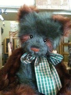 Charlie Bear WOTSIT - Teddy Bears on Main. Bacchus Marsh. Victoria.