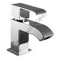 Monomando de lavabo (mando palanca) serie CUADRO-TRES de Tres.  96.23€