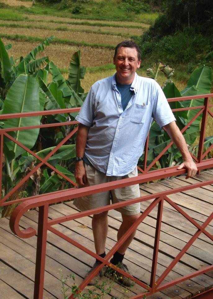 Jaime Cavelier  Biólogo  Llega a los Estados Unidos en 1999