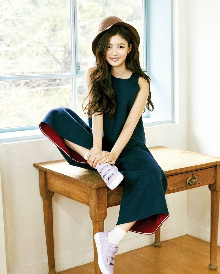 Talented korean actress Kim Yoo Jung (김유정)