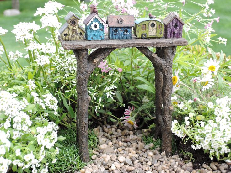 Miniature Fairy Garden Supplies. Charming Ideas Fairy Garden Fairies ...