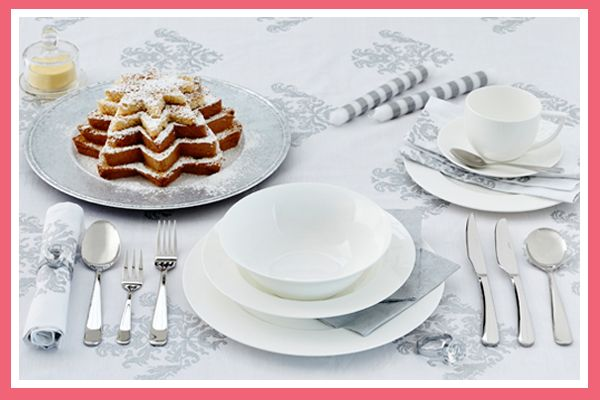 Dazzle everyone and set the perfect table this festive season.