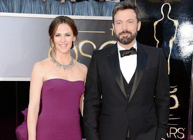 Бен Аффлек и Дженнифер Гарнер подали на развод #BenAffleck #JenniferGarner #звезды #знаменитости