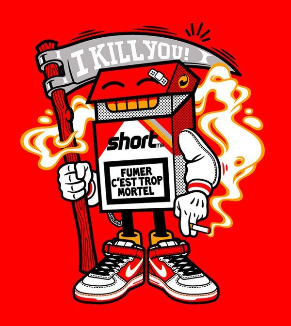 I KILL YOU!