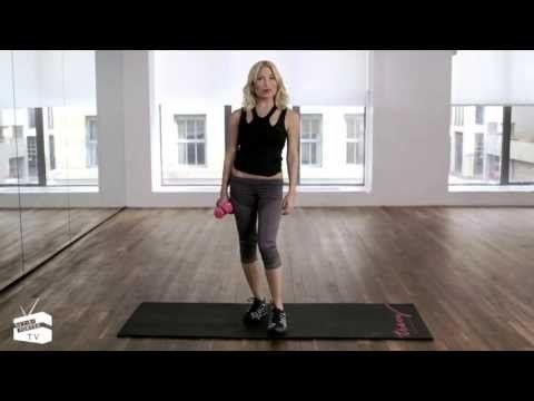 Fit for Fashion with Tracy Anderson: Toned arms | NET-A-PORTER.COM