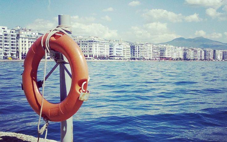 Port of Thessaloniki!