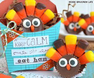 9 Turkey-riffic Thanksgiving treats