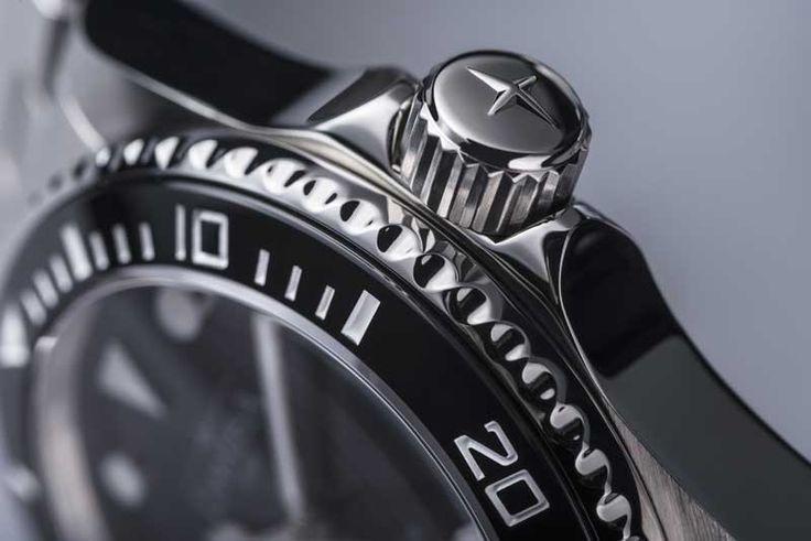 Davosa Ternos Ceramic Diver Watch