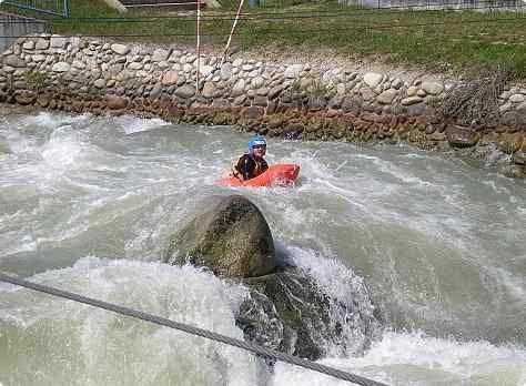Adrenaline Water Sport Activity Hydrospeed #bratislava #stagdo
