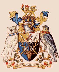 Surrey Heath, BC Coat of Arms