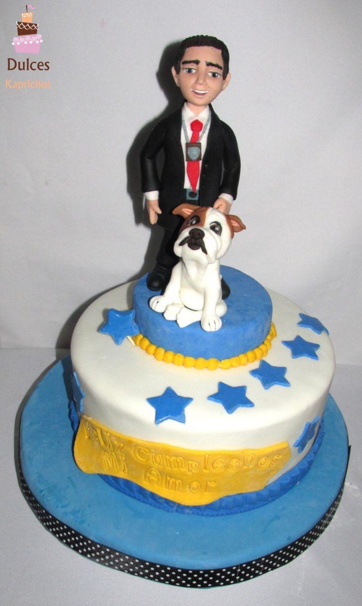 Torta Profesionese, PDI #TortaPDI #TortasDecoradas #DulcesKaprichos
